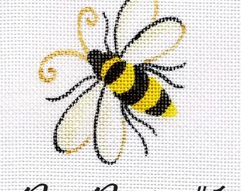 Bizi Small Needlepoint Bee - Jody Designs  Bizi 1