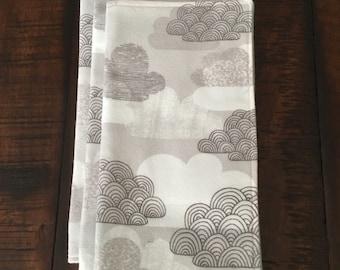 Organic clouds lovey