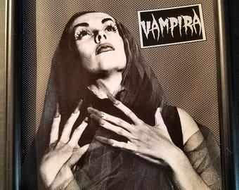 Beautiful Vampira