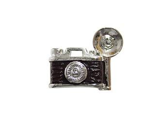 Retro Flash Camera Magnet