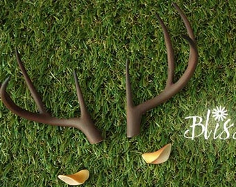 Bliss---Deer Set Accessories (for Bjd Yo SD, MSD and SD size)