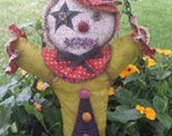Star Clown Needle'Beebz Voodoo Dollie