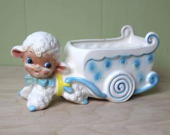 Vintage Ceramic Planter - Rubens Original 580