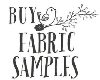 Swatches, Fabric samples