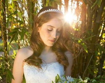 Samantha-May Bridal Headpiece