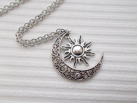 items ap celestial necklace celestialnecklace