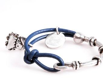 ART7 Blue Girl Bracelet
