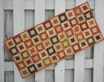 Quilted Table Runner (TGTRF) Fall