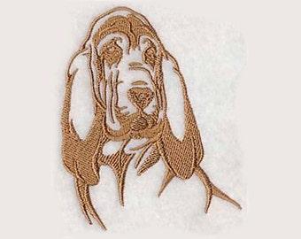 Bloodhound Tea Towel | Embroidered Kitchen Towel | Personalized Kitchen | Embroidered Tea Towel | Dog Lover Gift | Dog Tea Towel
