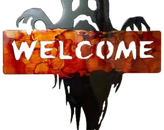 Ghostly Welcome
