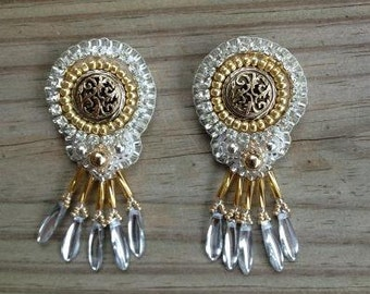 Dream Catcher Earrings  - Made To Order