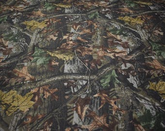"Realtree Advantage Timber Cotton Comfort Twill 58""W Hunting Camo Fabric"
