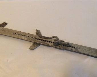 Vintage Adjustable Jar Opener - All Tops Wrench