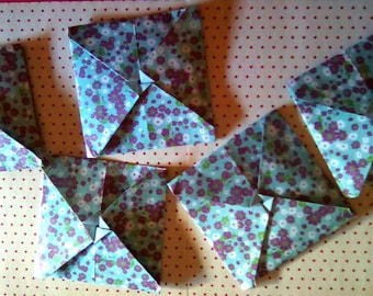 Set of mini origami envelopes