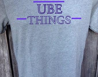 Philippines t-shirt filipino tagalog stranger things ube things philippine   (heather) free shipping