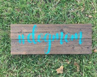 Dog mom, Dog sign, Dog lover sign, Pet sign, Dog decor, Pet Decor, Dog Rescue, Dog Lover gift, Dog gift, Pet gift, Dog fur sign, Love pets