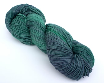 """Sea Glass colorway is on my """"Ecstasy"""" base/ 434 yards of fingering weight"""