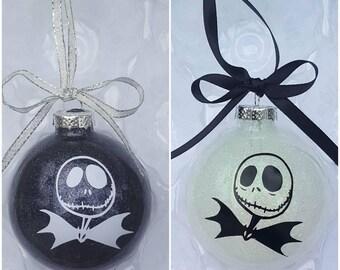 Jack Skellington Nightmare Before Christmas Ornament