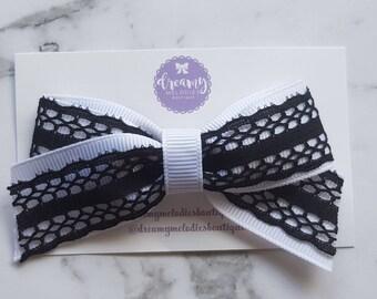 Lace Boutique Bow