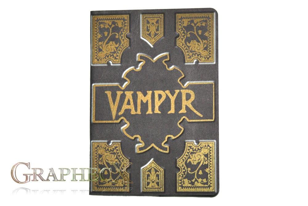 Fan made vampyr slayers handbook buffy the vampire slayer zoom ccuart Image collections