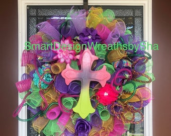 Springtime, EasterWreath