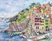 Italy Painting - Print fr...