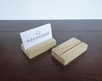 Wood Business Card Holder. Personalized Business Card Holder. Card Holder. Wood Business Card Stand. Wood Card Holder. Card Display