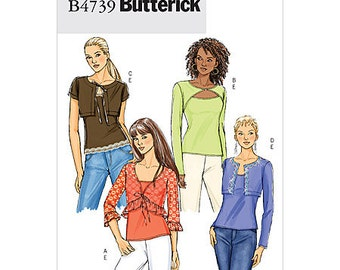 Butterick 4739 Camisole and Shrug Sewing Pattern Size 14-20
