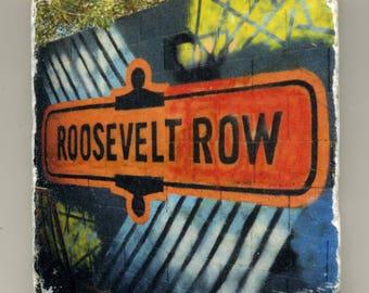 Roosevelt Row in Phoenix - Original Coaster