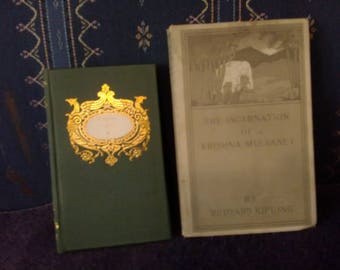 The Incarnation of Krishna Mulvaney, Collections of Masterpiece Rudyard Kipling Recessional