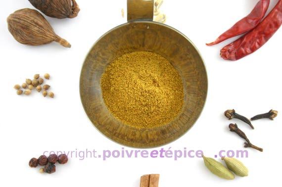 COLOMBO, mélange d'épice pour cari