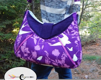 Melody Hobo: DIGITAL Sewing Pattern