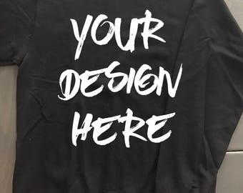 CUSTOM PNW Zip up Sweatshirt Hoodie Sweatshirt Adult Graphic Sweatshirt