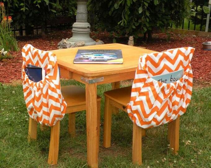 PREMIUM // Classroom Chair Pocket Sets // Teacher Organization // Seat Sacks // Kindergarten  // You CHOOSE Qty & Colors // For Teachers