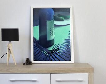 Vodka (A2 Fine Art Print)