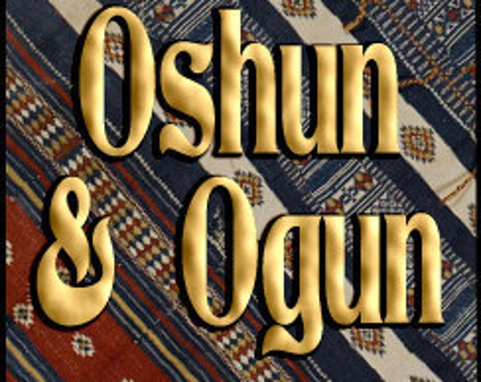 Oshun and Ogun - Concentrated Perfume Oil - Love Potion Magickal Perfumerie - Private Edition