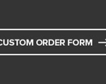 Custom order for Miss Jehmabille Stefanie