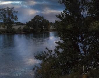 Sacramento River North of Ide Adobe State Historical Site