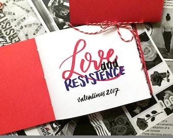 Love and Resistance Zine