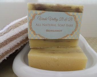 Bergamot Soap, Bergamot Bar Soap, Bergamot Soap Bar, Bergamot Bath Soap, Citrus Soap, Handmade Soap, Natural Soap, Vegan Soap