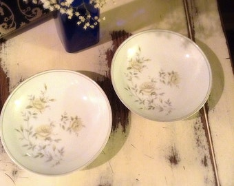 Noritake Ingrid 5904 (2) berry bowls