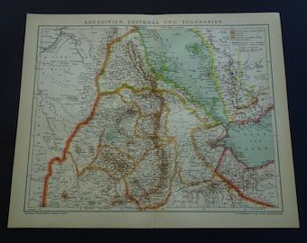 Addis ababa map Etsy