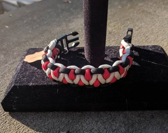 Paracord Bracelet - Soldier Hydra x 2 (for Elizabeth)