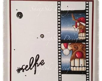 Rudolf's Selfie - image no 37