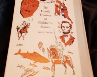 The Family Treasury of Children's Stories Book Three ** 1956