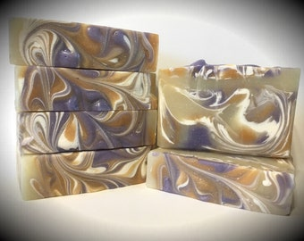 Dream Angel scented  soap, handmade soap, artisan soap, cold processed soap