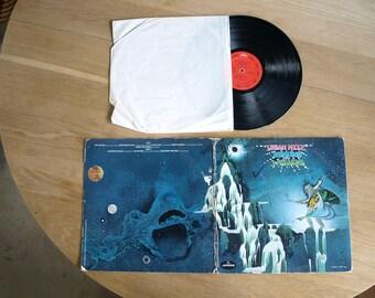 "Uriah Heep ""Demons and Wizards"" Gatefold LP - Vinyl Record Album – Mercury 1972"