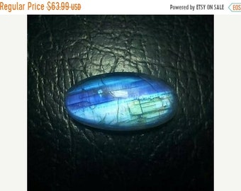 61% OFF SALE Rainbow Moonstone Oval Shape Cabochon