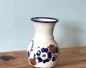 JC Mex Sand Pottery Vase