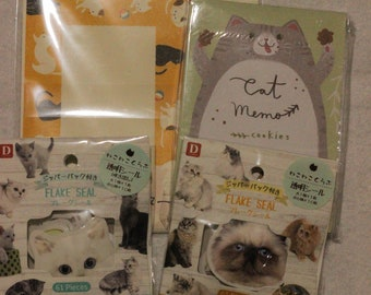 Cats Stationery Grab Bag